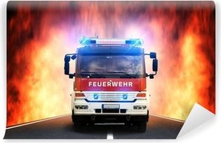 Fototapeten Feuerwehr • Pixers® - Wir leben, um zu verändern