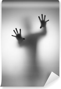 Vinyl-Fototapete Geister Hand