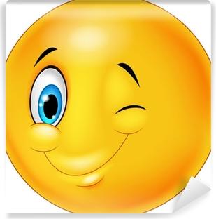 Smiley große augen