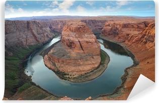 Vinyl-Fototapete Grand Canyon, Horse Shoe Bend-