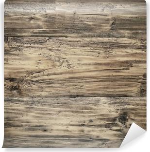 Vinyl-Fototapete Holz Textur