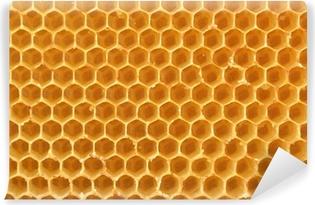 Vinyl-Fototapete Honeycomb Hintergrund