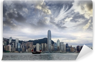 Vinyl-Fototapete Hong kong