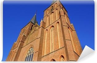 Vinyl-Fototapete Kath. Pfarrkiche St. Mariä Himmelfahrt in KLEVE