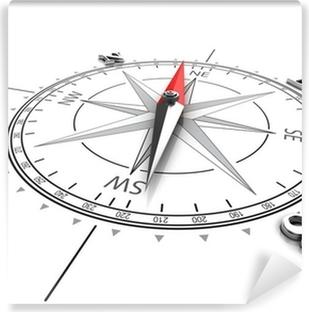 Vinyl-Fototapete Kompass