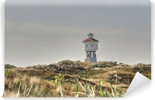 Vinyl-Fototapete Langeooger Wasserturm