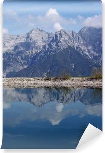 Vinyl-Fototapete Leoganger Alpen - Tirol