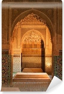 Vinyl-Fototapete Marokko