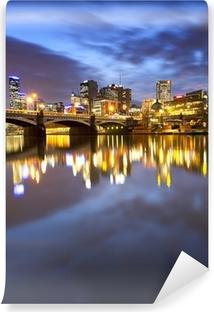 Vinyl-Fototapete Melbourne-Australien