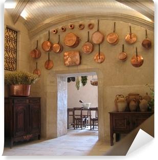 Fototapete Mittelalterliche Küche • Pixers® - Wir leben, um zu ...