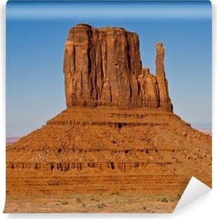Vinyl-Fototapete Monument valley