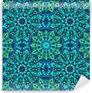 Vinyl-Fototapete Nahtlose Muster von Mosaik
