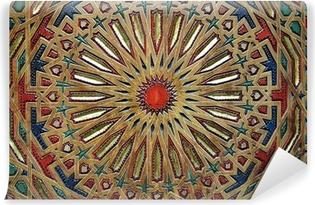 Vinyl-Fototapete Orientalische Dekoration in Marokko