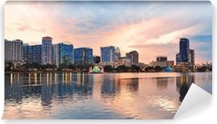 Vinyl-Fototapete Orlando Panorama