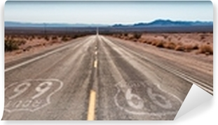 Vinyl-Fototapete Panorama Route 66