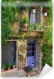 Vinyl-Fototapete Provence, Frankreich