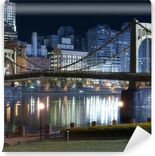 Vinyl-Fototapete Riverfront Park