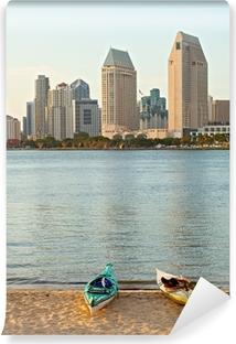 Vinyl-Fototapete Stadt San Diego Kalifornien, USA