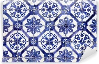Fototapeten Azulejos Pixers Wir Leben Um Zu Verändern - Portugiesische fliesen azulejos