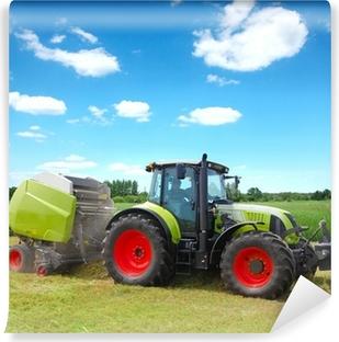 Fototapete kinderzimmer traktor  Fototapeten Traktor • Pixers® - Wir leben, um zu verändern