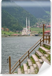 Vinyl-Fototapete Uzungöl (Long Lake), Trabzon, Türkei