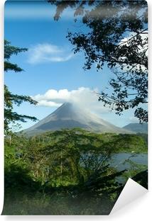 Vinyl-Fototapete Vulkan Arenal, Costa Rica
