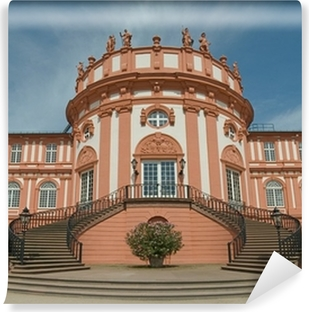 Vinyl-Fototapete Wiesbaden Biebrich Schloss Empore