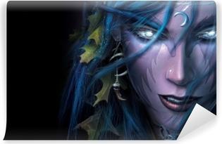 Vinyl-Fototapete World of Warcraft