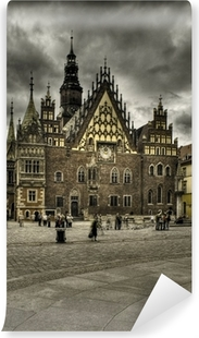 Vinyl-Fototapete Wroclaw-rynek