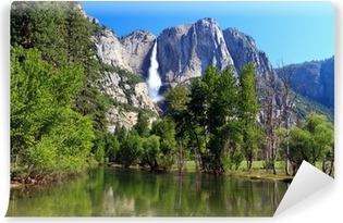 Vinyl-Fototapete Yosemite Fall