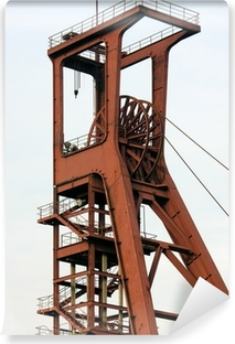 Vinyl-Fototapete Zeche zollverein