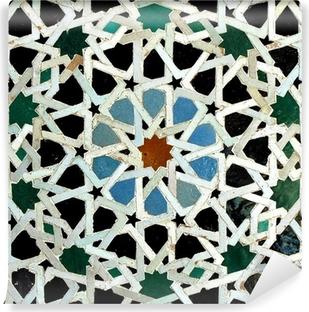 Vinyl-Fototapete Zelliges (Fes, Marokko)