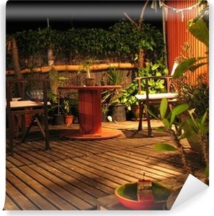 Poster Zen Terrasse und natürliches Licht • Pixers® - Wir leben, um ...
