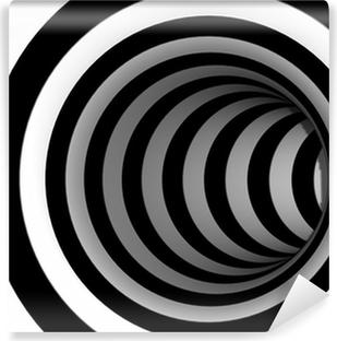 Fototapet av Vinyl Abstrakt 3d virvel