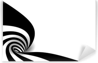 Fototapet av Vinyl Abstrakt spiral