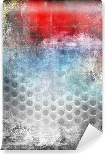 e43bfd4d Lerretsbilde Grunge fargerik tekstur • Pixers® - Vi lever for forandring