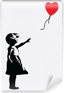 Fototapet av Vinyl Banksy