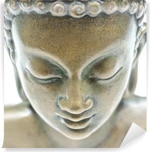 Fototapet av Vinyl Buddha porträtt