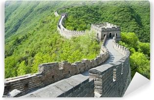 Fototapet av Vinyl Den Kinesiska muren