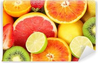 Fototapet av Vinyl Frutta