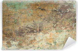 Fototapet av Vinyl Gammal stenmur konsistens bakgrund