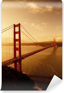 Fototapet av Vinyl Golden Gate-bron, San Francisco, Kalifornien