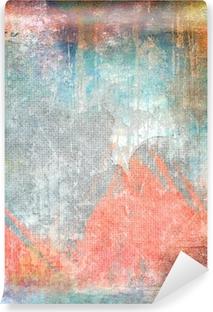 1b91fc9b Fototapet Grunge bakgrunn med alle farger. • Pixers® - Vi lever for  forandring