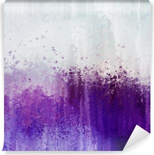 Fototapet av Vinyl Grunge lila abstrakt konsistens bakgrund.