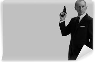 James Bond Vinyl fototapet