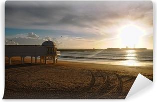 Fototapet av Vinyl La Caleta i solnedgången