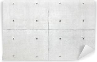 Fototapet av Vinyl Sammanfattning bakgrund, grå cement vägg