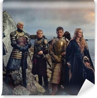 Spil af Thrones Vinyl fototapet