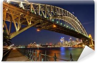 Sydney Harbour Bridge 2 Vinyl Fototapet