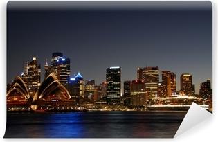 Sydney Opera Hus Vinyl Fototapet